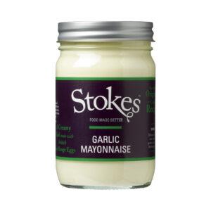 Stokes Garlic Mayonnaise 345 gr.