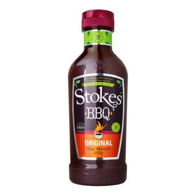 Stokes BBQ Original Squeezy Bottle 420 gr.