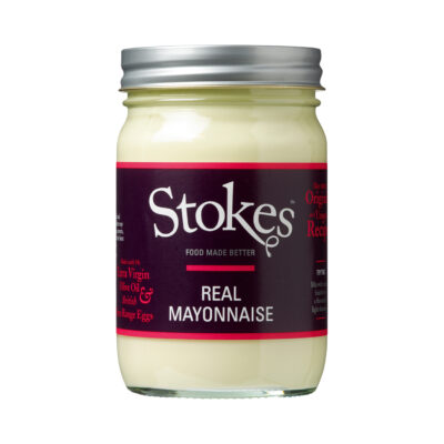 Stokes Real Mayonnaise 345 gr.