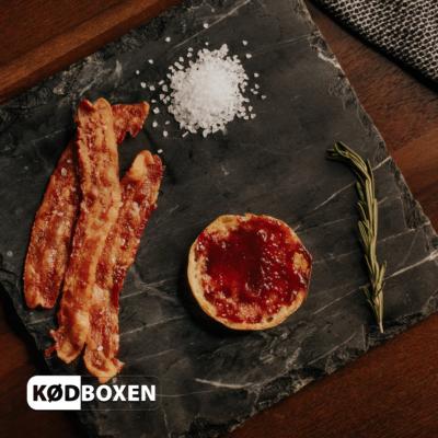 Sliced Bacon 1 Kg.