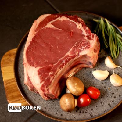 Cote de boeuf af Dansk kødkvæg
