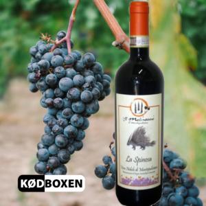 Il Molinaccio – La Spinosa Vino Nobile di Montepulciano DOCG 2016
