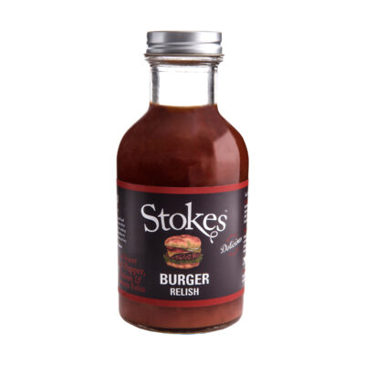 Stokes Burger Relish 295 gr.