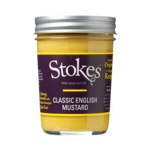 Stokes Classic English Mustard 230 gr.