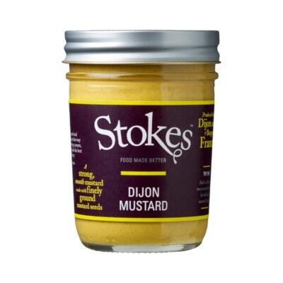 Stokes Dijon Mustard 230 gr.