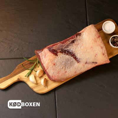 Brisket af Dansk kødkvæg 0,9 - 1,4 kg.
