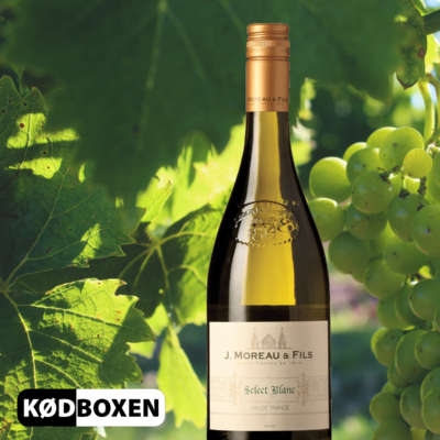 J. Moreau & Fils Select Blanc Vin de France