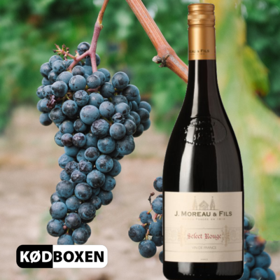J. Moreau & Fils Select Rouge Vin de France