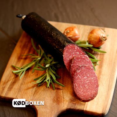 Slagterens Oksespegepølse 370-400 gram