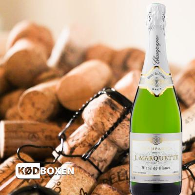 Champagne J. Marquette - Blanc De Blancs