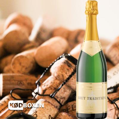 Die Weinmacher - Riesling Sekt Tradition Brut