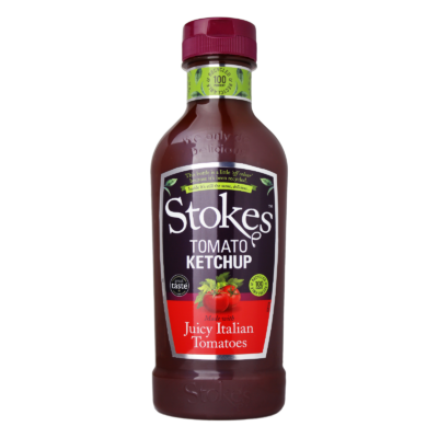 Stokes Tomato Ketchup Squeezy Bottle 485 g