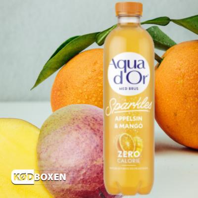 Aqua dOr Sparkles Appelsin & Mango