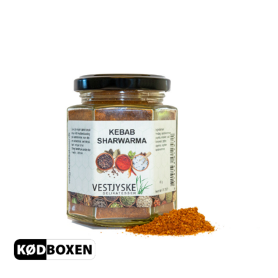 Kebab Sharwarma 80 gram
